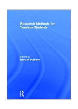 Abbildung von Durbarry   Research Methods for Tourism Students   2017