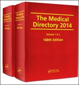 Abbildung von Wren | The Medical Directory 2014, 168th Edition | 2013