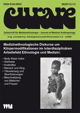 Abbildung von Schröder | Curare. Zeitschrift für Ethnomedizin und transkulturelle Psychiatrie / Medizinethnologische Diskurse um Körpermodifikationen im interdisziplinären Arbeitsfeld Ethnologie und Medizin | 1., Aufl. | 2013