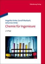 Abbildung von Vinke / Marbach | Chemie für Ingenieure | 3., korr. und überarb. Aufl. | 2013