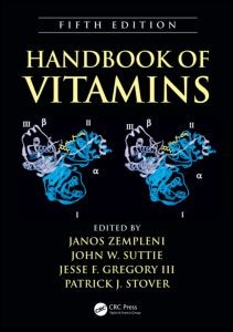 Handbook of Vitamins, Fifth Edition | Zempleni / Suttie / Gregory III, 2013 | Buch (Cover)