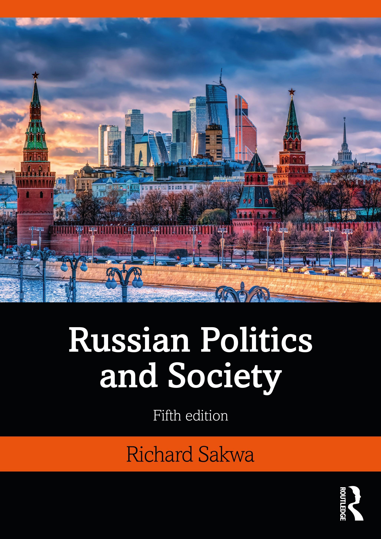 Abbildung von Sakwa | Russian Politics and Society | 5th Edition | 2019