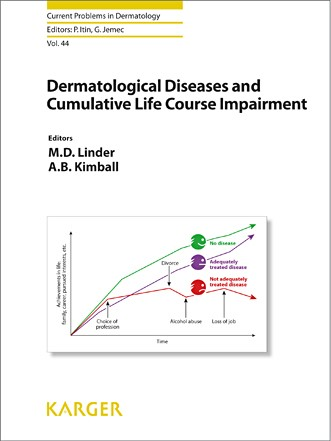 Dermatological Diseases and Cumulative Life Course Impairment | Linder / Kimball, 2013 | Buch (Cover)