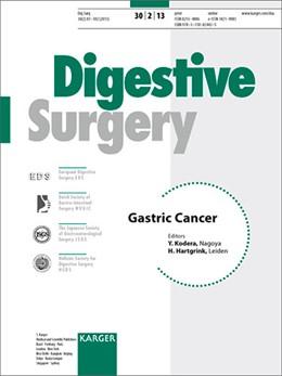 Abbildung von Kodera / Hartgrink | Gastric Cancer | 2013 | Special Topic Issue: Digestive...