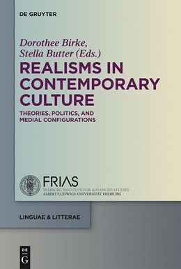 Abbildung von Birke / Butter | Realisms in Contemporary Culture | 2013 | Theories, Politics, and Medial... | 21