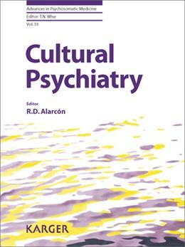 Abbildung von Alarcón | Cultural Psychiatry | 2013 | 33