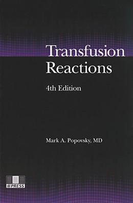 Abbildung von Popovsky | Transfusion Reactions | 4th edition | 2013