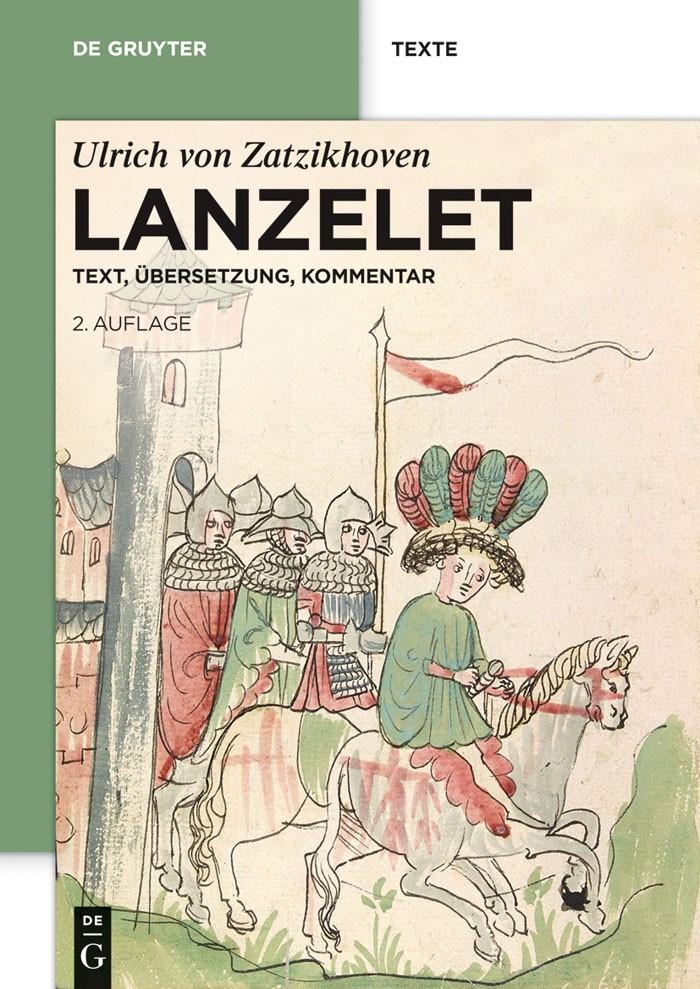 Abbildung von Zatzikhoven / Kragl | Lanzelet | 2nd revised edition | 2013
