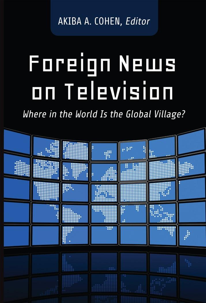 Abbildung von Cohen | Foreign News on Television | 2013
