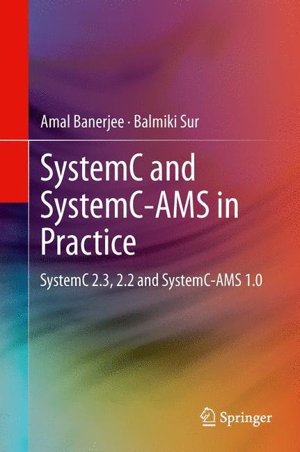 Abbildung von Banerjee / Sur | SystemC and SystemC-AMS in Practice | 2013