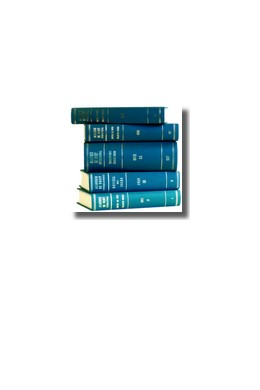 Abbildung von Recueil des cours, Collected Courses, Tome/Volume 240A (Index Tomes/Volumes 1991-1993)   1999   240