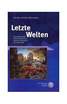 Abbildung von Preußer | Letzte Welten | 2003 | Deutschsprachige Gegenwartslit... | 193