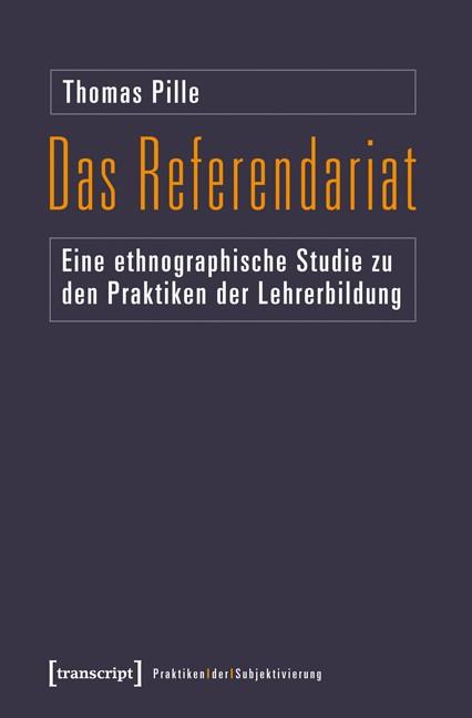 Abbildung von Pille   Das Referendariat   2013
