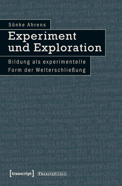 Abbildung von Ahrens | Experiment und Exploration | 2010