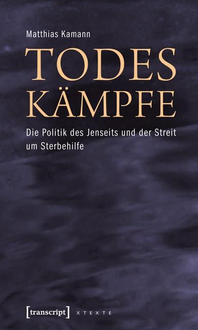 Todeskämpfe | Kamann, 2009 | Buch (Cover)