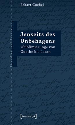 Abbildung von Goebel | Jenseits des Unbehagens | 2009