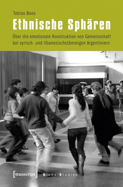 Ethnische Sphären   Boos, 2013   Buch (Cover)