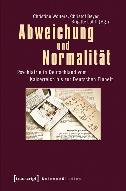 Abbildung von Wolters / Beyer / Lohff   Abweichung und Normalität   2012
