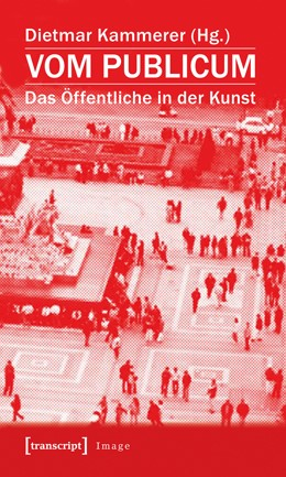 Vom Publicum | Kammerer, 2012 | Buch (Cover)
