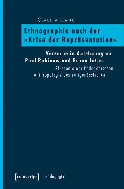 Abbildung von Lemke | Ethnographie nach der »Krise der Repräsentation« | 2011