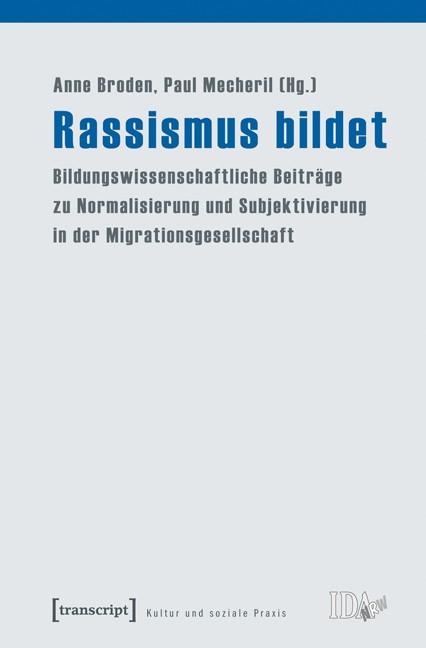 Abbildung von Broden / Mecheril | Rassismus bildet | 2010