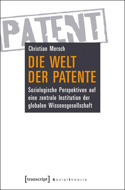 Abbildung von Mersch | Die Welt der Patente | 2013