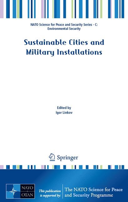 Abbildung von Linkov | Sustainable Cities and Military Installations | 2013