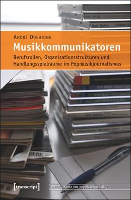 Abbildung von Doehring | Musikkommunikatoren | 2011 | Berufsrollen, Organisationsstr... | 7