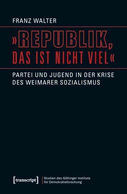Abbildung von Walter | »Republik, das ist nicht viel« | 2011
