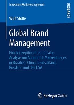 Abbildung von Stolle | Global Brand Management | 2013 | 2013 | Eine konzeptionell-empirische ... | 45