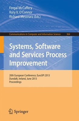Abbildung von McCaffery / O'Connor / Messnarz | Systems, Software and Services Process Improvement | 2013 | 20th European Conference, Euro... | 364