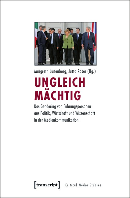 Ungleich mächtig | Lünenborg / Röser, 2012 | Buch (Cover)