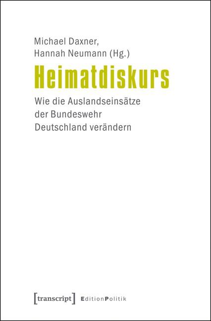 Abbildung von Daxner / Neumann | Heimatdiskurs | 2012