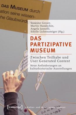Abbildung von Gesser / Handschin / Jannelli / Lichtensteiger   Das partizipative Museum   2012