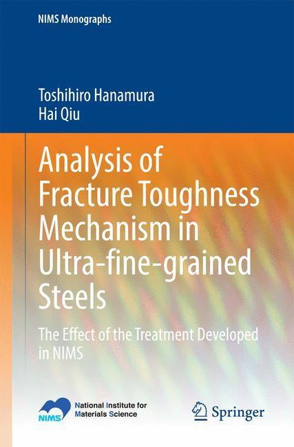Abbildung von Hanamura / Qiu | Analysis of Fracture Toughness Mechanism in Ultra-fine-grained Steels | 2014
