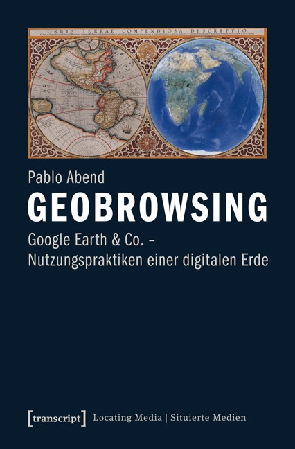 Geobrowsing | Abend, 2013 | Buch (Cover)