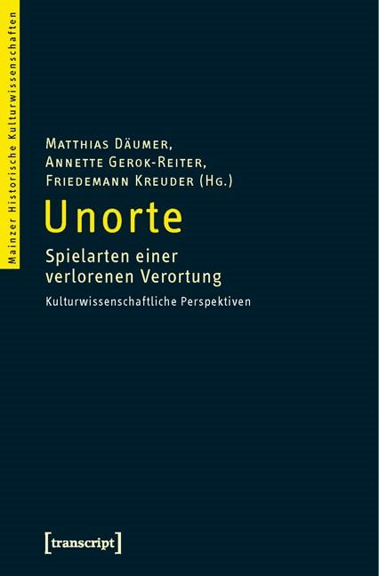 Abbildung von Däumer / Gerok-Reiter / Kreuder   Unorte   2010