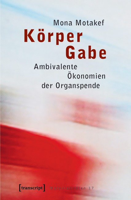 Körper Gabe | Motakef, 2011 | Buch (Cover)