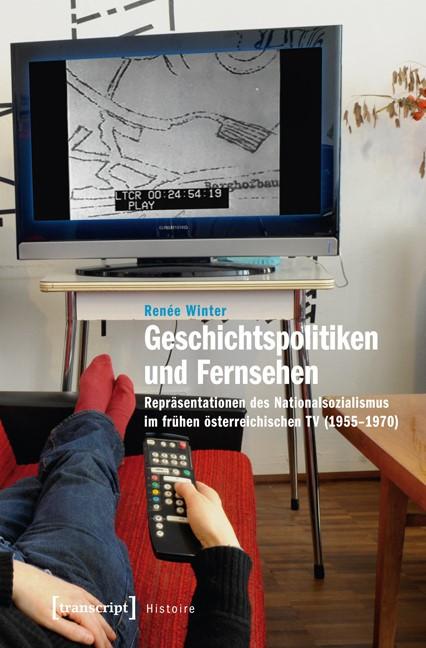 Abbildung von Winter   Geschichtspolitiken und Fernsehen   2014