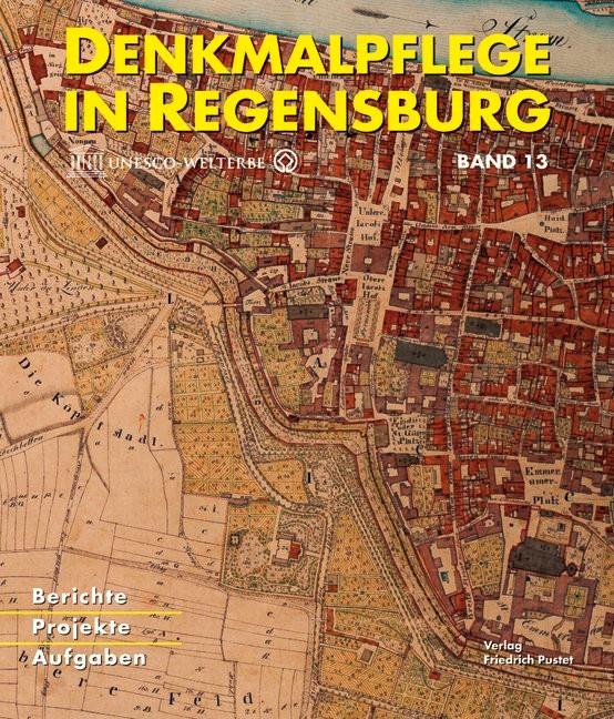 Abbildung von Denkmalpflege in Regensburg | 2014