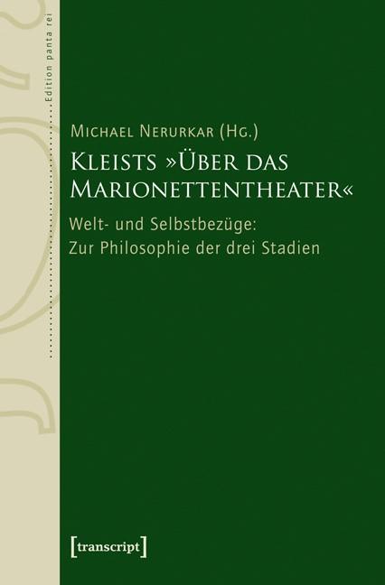 Abbildung von Nerurkar | Kleists »Über das Marionettentheater« | 2013