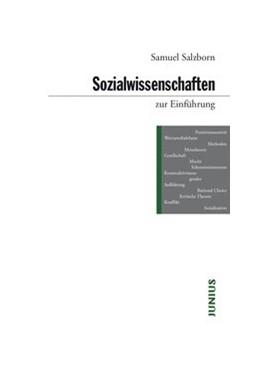 Abbildung von Salzborn | Sozialwissenschaften zur Einführung | 2013