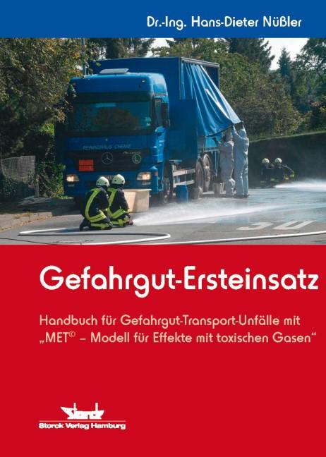 Gefahrgut-Ersteinsatz | Nüßler, 2013 (Cover)