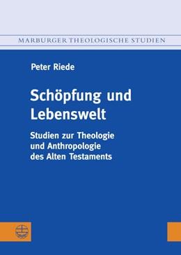 Abbildung von Riede | Schöpfung und Lebenswelt | 2009 | Studien zur Theologie und Anth... | 106