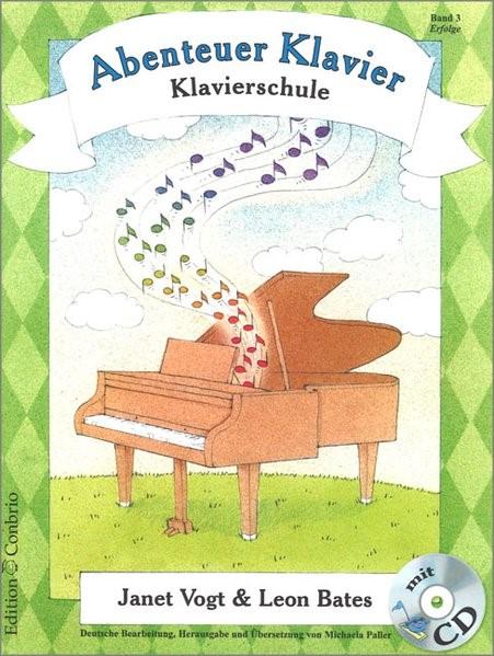 Abenteuer Klavier, Erfolge (3. Hauptband), 2004 (Cover)