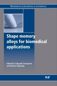 Abbildung von Yoneyama / Miyazaki | Shape Memory Alloys for Biomedical Applications | 2008