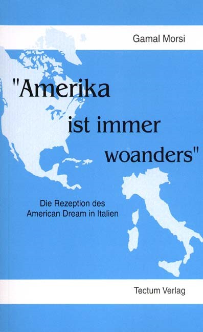 Amerika ist immer woanders | Morsi, 2012 | Buch (Cover)