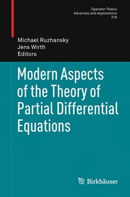 Abbildung von Ruzhansky / Wirth   Modern Aspects of the Theory of Partial Differential Equations   2013   216
