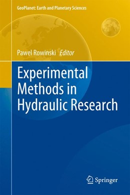 Abbildung von Rowinski | Experimental Methods in Hydraulic Research | 2014