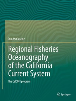 Abbildung von McClatchie | Regional Fisheries Oceanography of the California Current System | 2013 | The CalCOFI program